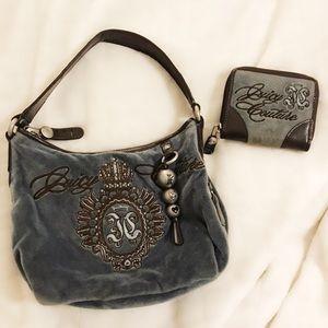 *NEVER USED* Juicy Couture handbag & wallet!!
